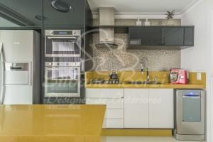 Obra Aclimação - Cozinha