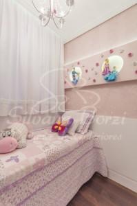 Obra Aclimação - Dormitório Menina