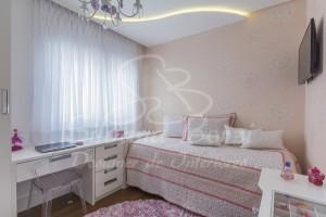 Projetos Residenciais - Dormitório Menina