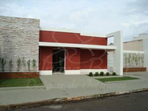 Fachada  Centro de Recuperação Camille Flamarion Maua