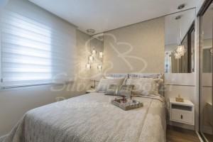 Obra Santo Andre - Dormitório Casal